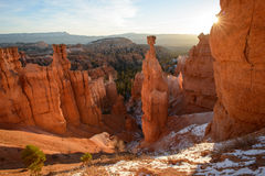 Bryce Canyon - Thor's Hammer Stock Image