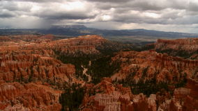 Bryce Canyon Time Lapse. Shot with a Sony EX3 broadcast quality camera stock video footage