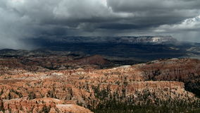 Bryce Canyon Time Lapse. Shot with a Sony EX3 broadcast quality camera stock video