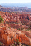 Bryce Canyon, Unglücksbote-Kapital der Welt Lizenzfreie Stockfotos