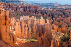 Bryce Canyon-Unglücksboten Stockfoto