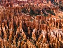 Bryce Canyon-Unglücksboten Lizenzfreies Stockbild