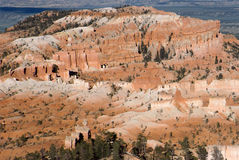 Bryce Canyon in USA Royalty Free Stock Image