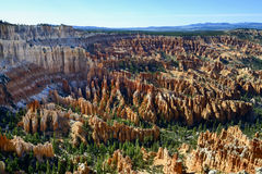 Bryce canyon, ut Royalty Free Stock Images
