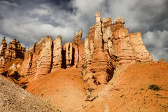 Bryce canyon, ut Stock Image