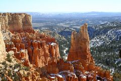 Bryce Canyon Utah Imagem de Stock Royalty Free