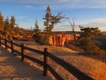 Bryce Canyon Utah Etats-Unis Photographie stock libre de droits
