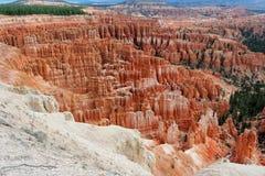 Bryce Canyon, Utah, los E.E.U.U. Fotografía de archivo