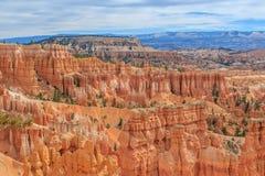 Bryce Canyon Utah los E.E.U.U. imagen de archivo