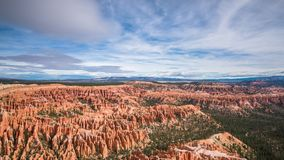 Bryce Canyon, Utah Time Lapse stock footage