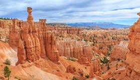 Bryce Canyon Utah U.S.A. immagini stock