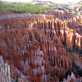 Bryce canyon, Utah, USA Royalty Free Stock Images