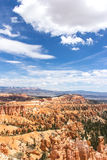 Bryce Canyon. In Utah USA Royalty Free Stock Images