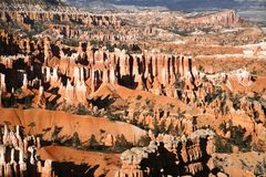 Bryce canyon, Utah, USA Stock Photography