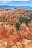 Bryce Canyon Utah USA. Beautiful Landscape of Bryce Canyon National Park royalty free stock photo
