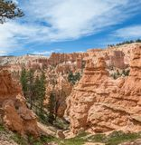 Bryce Canyon Utah USA. Beautiful Landscape of Bryce Canyon National Park stock images