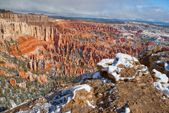 Bryce Canyon, Utah, USA in May of 2011 Stock Photos