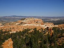 Bryce Canyon in Utah, USA Royalty Free Stock Photo