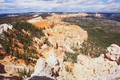 Bryce Canyon, Utah. View of the whole Bryce Canyon, Utah Royalty Free Stock Photo