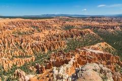 Bryce Canyon View arkivfoton