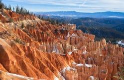 Bryce Canyon View royaltyfri fotografi