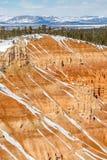 Bryce Canyon View fotografering för bildbyråer