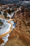 Bryce Canyon views from Sunrise Point Royalty Free Stock Photo