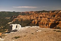 Bryce Canyon Vista Stock Photography