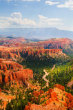 Bryce canyon vista Royalty Free Stock Images