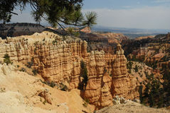 Bryce Cliffs Stock Photography