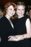 Bryce Dallas, Bryce Dallas Howard, Kirsten Dunst Stock Images