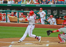 Bryce Harper Washington Nationals Stock Photo