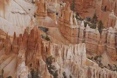 bryce hoodoos Utah φαραγγιών Στοκ εικόνα με δικαίωμα ελεύθερης χρήσης