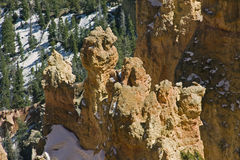 bryce jar parkowy Utah Fotografia Stock