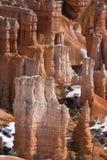 bryce jaru erozja Zdjęcie Royalty Free
