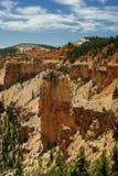 bryce jaru formaci parka czerwieni skała Utah Zdjęcie Royalty Free