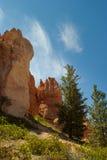 bryce jaru formacj skała Zdjęcie Royalty Free