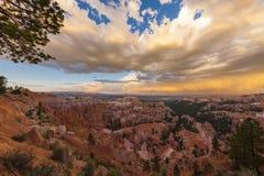 Bryce Jaru krajobraz Obrazy Royalty Free