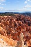 bryce jaru krajobrazu park narodowy Fotografia Royalty Free