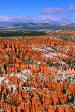 bryce jaru park narodowy Zdjęcia Stock