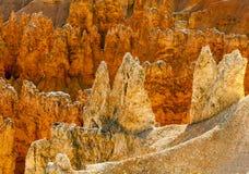 Bryce Jaru Park Narodowy Obrazy Royalty Free