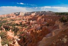 bryce jaru park narodowy Zdjęcia Royalty Free