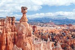 bryce jaru park narodowy Obraz Royalty Free