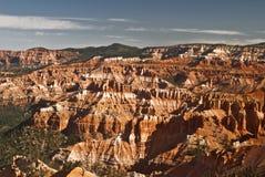 bryce jaru park narodowy widok Obraz Royalty Free