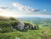 bryce jaru skłonów doliny widok Obraz Stock
