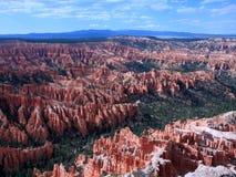 bryce jaru ziemi erozi park narodowy Zdjęcie Stock