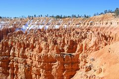 bryce kanion Utah Zdjęcie Stock