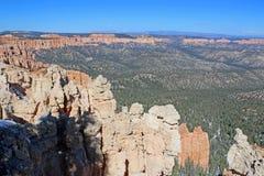 bryce kanion Utah Obrazy Stock
