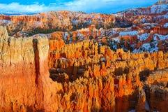 bryce kanionu Obraz Royalty Free