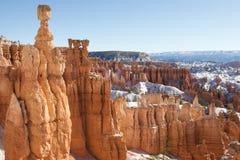 Bryce kanjon Royaltyfri Foto